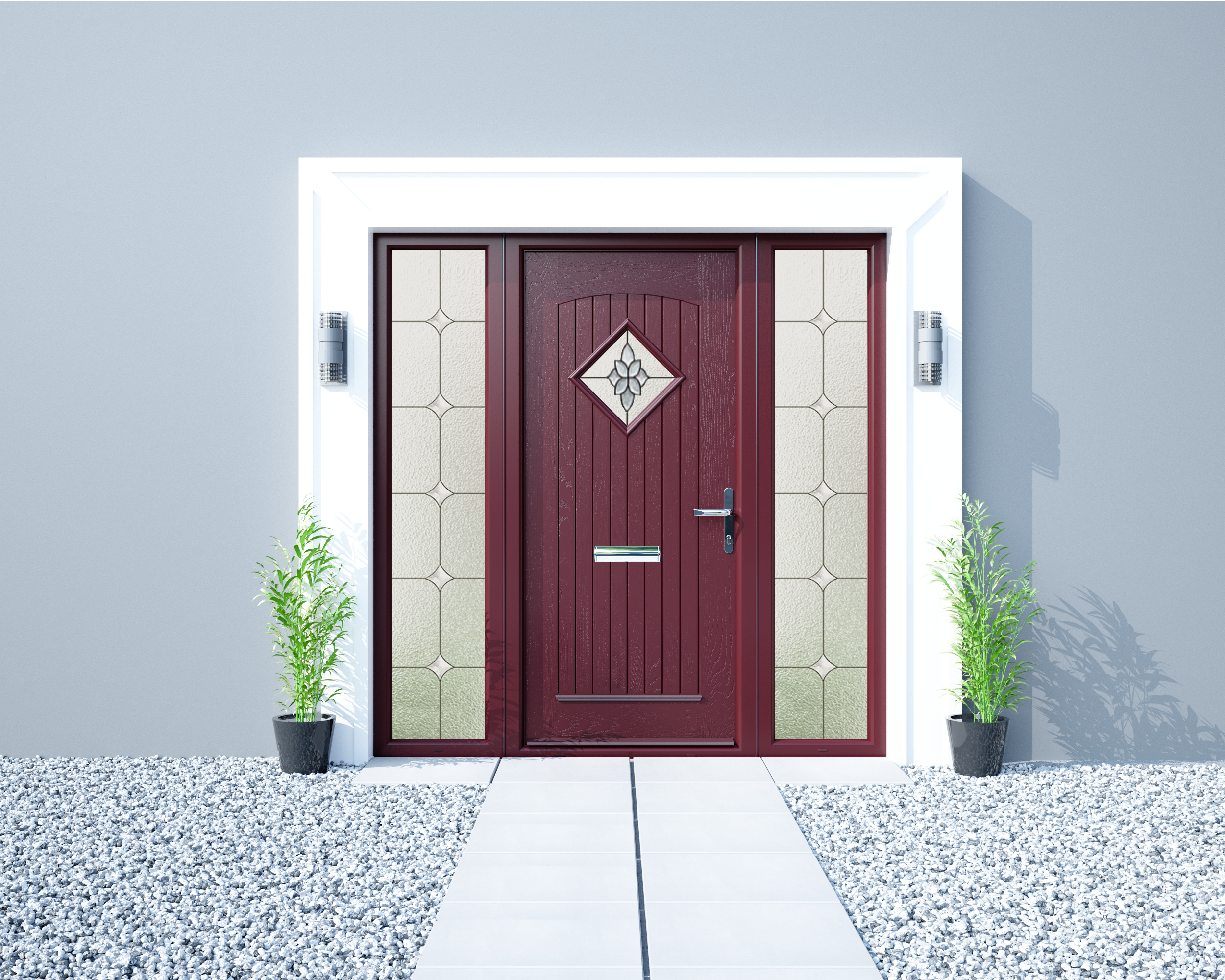 Edinburgh Palladio Composite Door