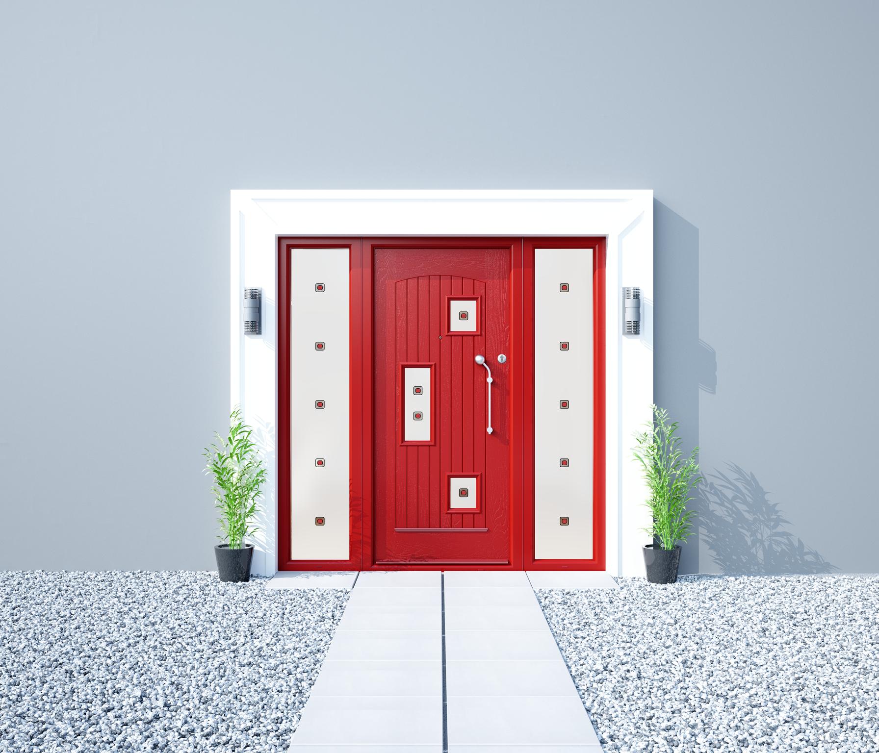 Orpen Palladio Composite Door