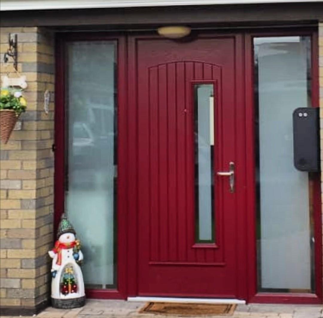 Palladio Door --